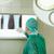cirurgião · cirúrgico · quarto · saúde · masculino · em · pé - foto stock © wavebreak_media