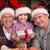 肖像 · 祖父 · 父から息子 · サンタクロース · ホーム - ストックフォト © wavebreak_media