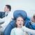 femenino · dentista · examinar · ninas · dientes · dentistas - foto stock © wavebreak_media