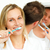 couple cleaning their teeth stock photo © wavebreak_media