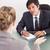 肖像 · 笑みを浮かべて · マネージャ · 女性 · 申請者 · オフィス - ストックフォト © wavebreak_media
