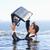 empresário · olhando · pasta · piscina · negócio · dinheiro - foto stock © wavebreak_media
