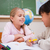 счастливым · школьницы · рисунок · классе · девушки · школы - Сток-фото © wavebreak_media