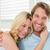 casal · riso · adulto · homem · feliz · diversão - foto stock © wavebreak_media