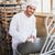 Baker · industrielle · mixeur · boulangerie · affaires · hôtel - photo stock © wavebreak_media