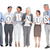 business people holding letters sign stock photo © wavebreak_media