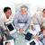 geslaagd · business · team · witte · computer · vrouw - stockfoto © wavebreak_media