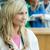 portré · mosolyog · női · sebész · csapat · mögött - stock fotó © wavebreak_media