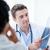 zawodowych · lekarza · wyniki · pacjenta · szpitala - zdjęcia stock © wavebreak_media