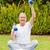 emekli · adam · bahçe · sağlık · park · kişi - stok fotoğraf © wavebreak_media