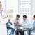 lekarza · biuro · medycznych · posiedzenia · biurko · patrząc - zdjęcia stock © wavebreak_media