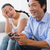 woman being ignored by boyfriend playing video games stock photo © wavebreak_media