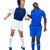 calcio · giocatori · palla · bianco · mondo · blu - foto d'archivio © wavebreak_media