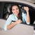 улыбающаяся · женщина · ключи · от · машины · Новый · автомобиль · выставочный · зал · автомобилей - Сток-фото © wavebreak_media
