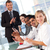 国際ビジネス · チーム · 拍手 · プレゼンテーション · ビジネスチーム - ストックフォト © wavebreak_media