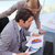 equipe · de · negócios · financeiro · tecnologia · negócio · empresário · empresária - foto stock © wavebreak_media