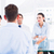 kandidaat · sollicitatiegesprek · kantoor · vergadering · bureau · baan - stockfoto © wavebreak_media