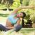 kadın · spor · açık · havada · spor · uygunluk · egzersiz - stok fotoğraf © wavebreak_media