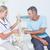hangsúlyos · orvos · közelkép · portré · egészségügy · profi - stock fotó © wavebreak_media