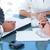 debate · documentos · manos · gente · de · negocios · de · trabajo · documentos - foto stock © wavebreak_media