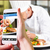 erkek · gıda · restoran · mutfak · pişirme - stok fotoğraf © wavebreak_media