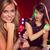 vrouw · cocktail · bar · club · jonge · vrouw - stockfoto © wavebreak_media