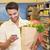 женщину · смартфон · супермаркета · продуктовых · торговых - Сток-фото © wavebreak_media