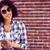 uśmiechnięta · kobieta · shirt · świeże · odkryty · typu - zdjęcia stock © wavebreak_media