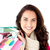 hispânico · mulher · cachecol - foto stock © wavebreak_media
