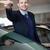 dealer holding car keys in a dealership stock photo © wavebreak_media