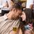 çift · bar · içme · bira · grup · insanlar - stok fotoğraf © wavebreak_media