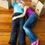 happy couple relaxing on the floor moving house stock photo © wavebreak_media