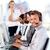 vrouwelijke · manager · leidend · vertegenwoordiger · team · kantoor - stockfoto © wavebreak_media