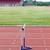 Athletism hedge isolated in a stadium stock photo © wavebreak_media