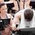 uitgeput · man · coach · naar · resultaten · sport - stockfoto © wavebreak_media