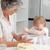 aile · kadın · mutfak · büyükanne - stok fotoğraf © wavebreak_media