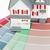 casa · cor · traçar · branco · livro · construção - foto stock © wavebreak_media