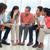 gruppo · terapia · seduta · cerchio · terapeuta · riunione - foto d'archivio © wavebreak_media