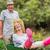 casal · de · idosos · jardinagem · juntos · casal · retrato · chinês - foto stock © wavebreak_media