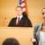 serious lawyer make a closing statement stock photo © wavebreak_media