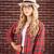 великолепный · блондинка · стороны · бедра · портрет - Сток-фото © wavebreak_media