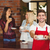 camarero · ofrecimiento · taza · café · sonriendo · Servicio - foto stock © wavebreak_media
