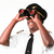 Pilot looking through Binoculars stock photo © wavebreak_media