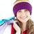 Happy woman holding shopping bags stock photo © wavebreak_media