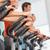 classe · sport · persone · esercizio · palestra · godere - foto d'archivio © wavebreak_media