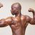 рубашки · молодым · человеком · мышцы · черный · стороны · спорт - Сток-фото © wavebreak_media