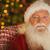 портрет · улыбаясь · Дед · Мороз · домой · гостиной · дома - Сток-фото © wavebreak_media