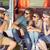 hipster friends taking a photo stock photo © wavebreak_media