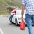 Couple after a car breakdown  stock photo © wavebreak_media