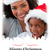 composite image of mother and daughter having fun at christmas t stock photo © wavebreak_media